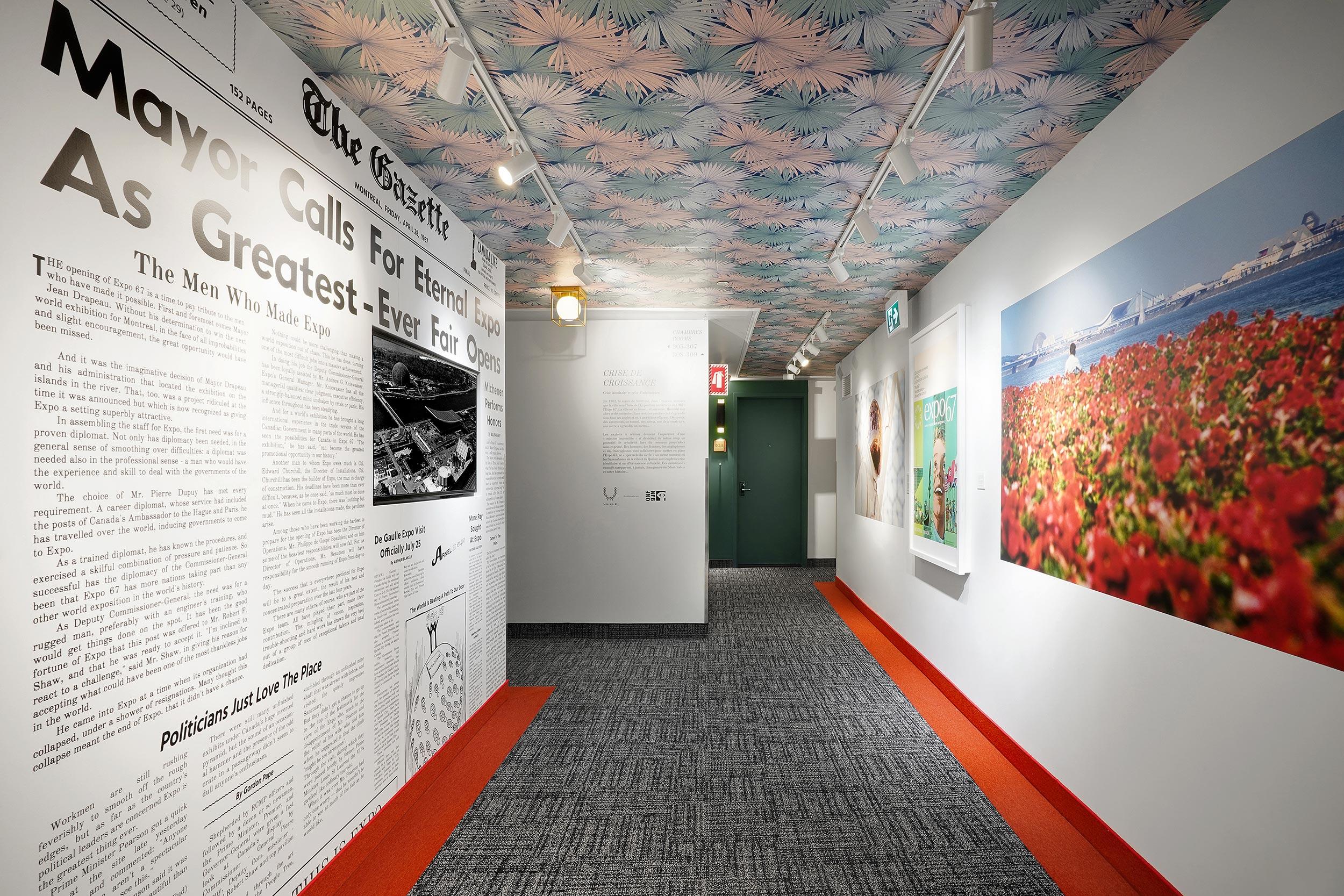 Le Hall musée